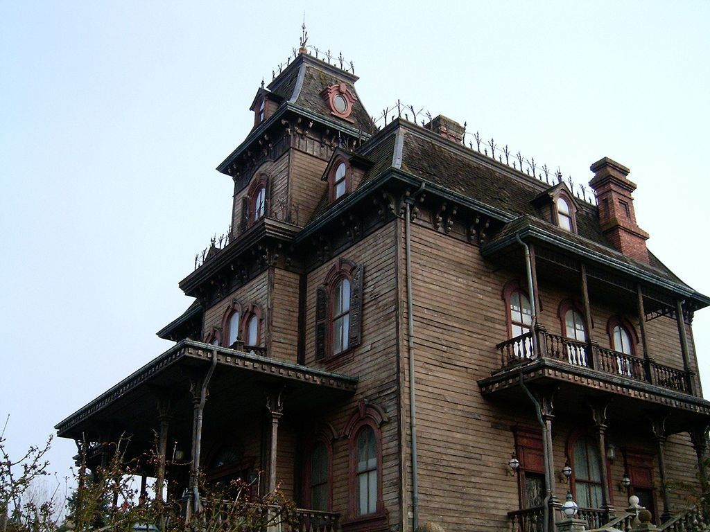 Casas encantadas famosas
